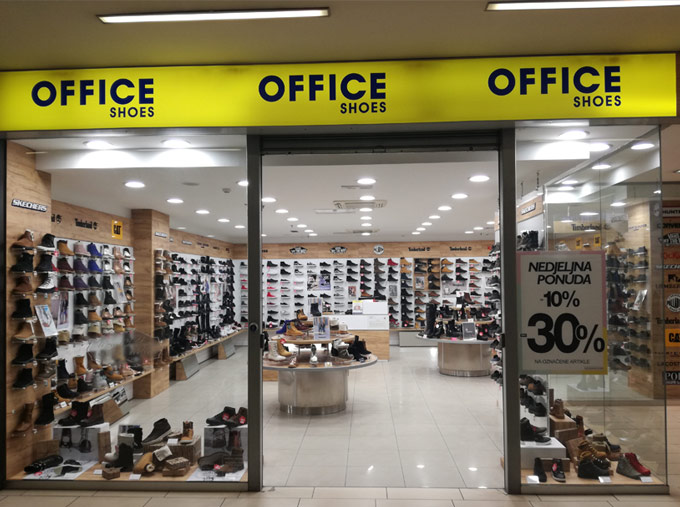 Office Shoes Banja Luka - Mercator Borik