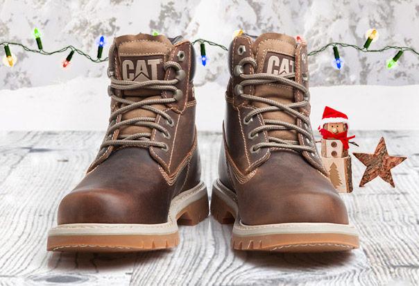 CAT zimski muški modeli Office shoes BOSNA