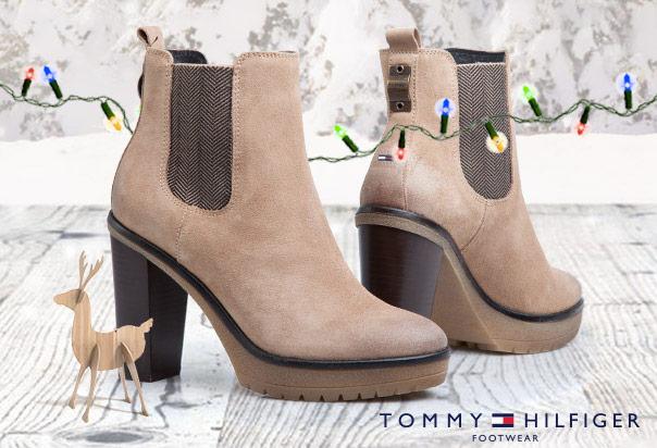 Tommy Hilfiger zima 2016  ženska obuća Office shoes Bosna