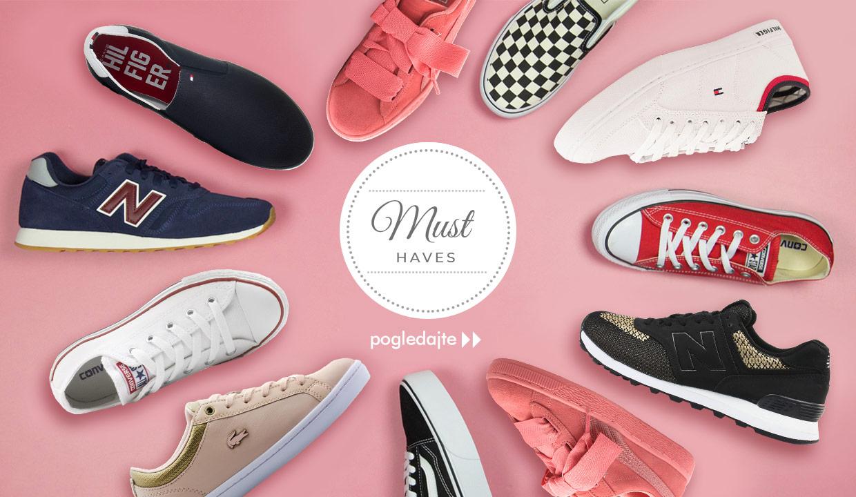 MUST HAVE ženska obuća za proljeće ljeto 2018 u Office shoes BOSNA  prodavnicama