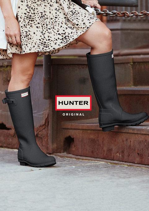 HUNTER - Kolekcija Jesen Zima 2018 - gumene čizme - Office shoes - Bosna 1b176d2a15