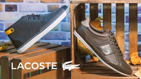 LACOSTE- Kolekcija jesen zima 2016 Office shoes Bosna