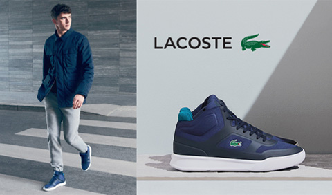 LACOSTE sezona jesen zima 2016 Office shoes Bosna