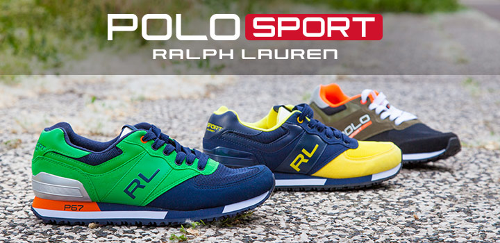 POLO SPORT RALPH LAUREN - Office shoes kolekcija proljeće ljeto 2016