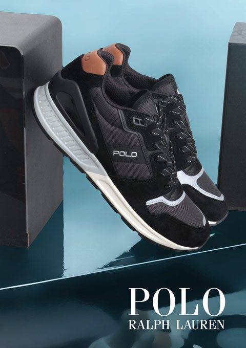 POLO RALPH LAUREN - Kolekcija Jesen Zima 2018 - Office shoes Bosna
